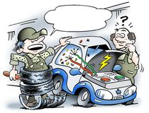 car electrical repair