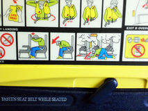 Safety flight Stock Photos