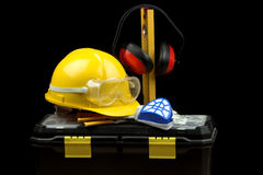 Safety gear Royalty Free Stock Images