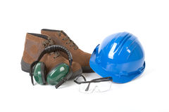 Safety gear Royalty Free Stock Photo