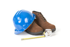 Safety gear Stock Image