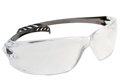 Safety glasses Royalty Free Stock Image
