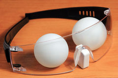 Safety glasses, goggles. Royalty Free Stock Images