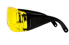 Safety glasses Royalty Free Stock Images