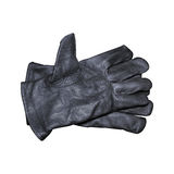 Safety gloves isolated Stock Photo
