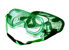Safety Goggle Stock Image