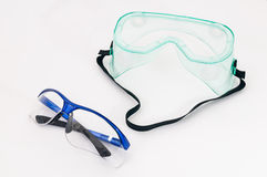 Safety Goggles Royalty Free Stock Photo