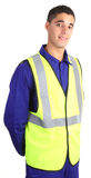 Safety guy Stock Photo