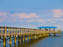 Safety Harbor Pier Stock Images