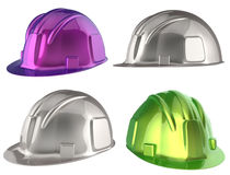 Safety hard hat Royalty Free Stock Photos