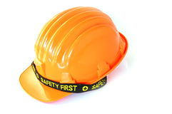 Safety hat Royalty Free Stock Image