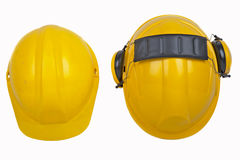 Safety hats Royalty Free Stock Images
