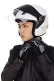 Safety helmet Stock Photo
