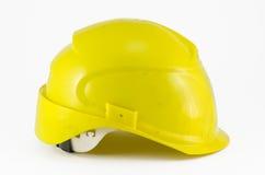 Safety helmet. On white background Royalty Free Stock Image