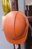 Safety helmet Stock Photos