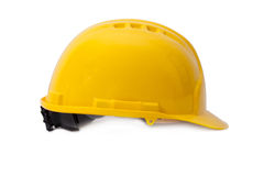 Safety helmet construction Royalty Free Stock Images