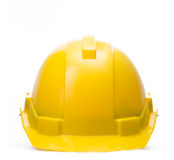 Safety helmet isolated with white background Stock Photo