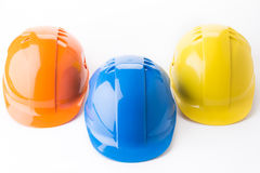 Safety helmet Royalty Free Stock Images