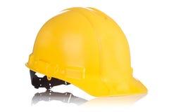Safety helmet isolated on white Stock Photos
