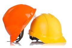 Safety helmet isolated on white Stock Photo