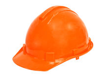 Safety helmet on white background Royalty Free Stock Image