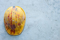 Safety helmets Royalty Free Stock Photography