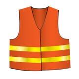 Safety jacket Stock Photo
