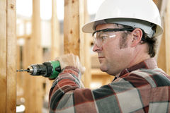Safety On The Job Stock Images