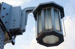 Safety lamp Stock Photos