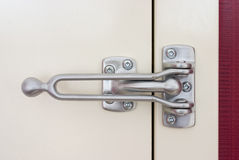 Safety latch Royalty Free Stock Images