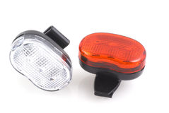 Safety lights. Royalty Free Stock Images