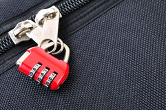 Safety lock Royalty Free Stock Image