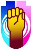 Safety logo Stock Image