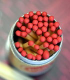 Safety match Royalty Free Stock Photography
