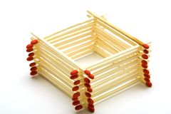 Safety matches Stock Photography