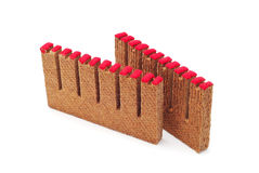 Safety matches Royalty Free Stock Photos