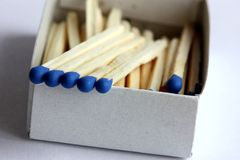Safety matches Royalty Free Stock Image