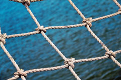 Safety net Royalty Free Stock Image