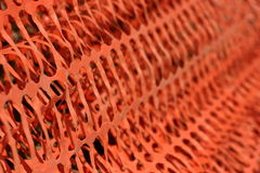 Safety Netting/Fence Stock Image