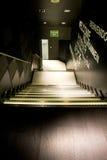 Safety output, flight of steps Stock Photography
