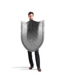 Safety and protection in business Royalty Free Stock Photos