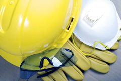 Safety Protective Equipment Stock Image