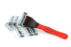Safety razor Royalty Free Stock Image