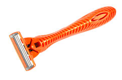 Safety razor for shaving Stock Photography