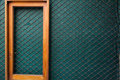 Safety rolling shutters Stock Image