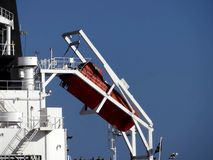 Safety at Sea stock photography