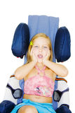 Safety seat Stock Images