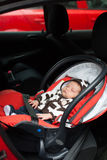 Safety seat Royalty Free Stock Photos