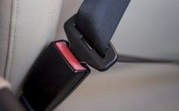 Safety seatbelt Royalty Free Stock Image