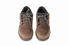Safety shoes Royalty Free Stock Photo